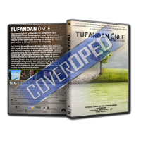 Tufandan Önce - Before the Flood Cover Tasarımı