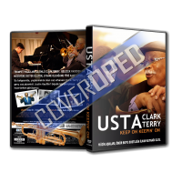 Usta: Clark Terry - Keep on Keepin' On Cover Tasarımı