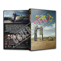 Better Call Saul TV Series Türkçe Dvd Cover Tasarımı