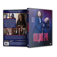 Killing Eve TV Series Türkçe Dvd Cover Tasarımı