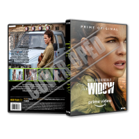 The Widow TV Series Türkçe Dvd Cover Tasarımı