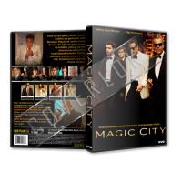 Magic City Cover Tasarımı