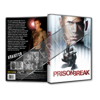 Prison Break Cover Tasarımı
