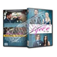 1 Gece - One Night 2016 Cover Tasarımı (Dvd Cover)