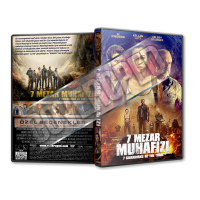 7 Mezar Muhafızı - 7 Guardians of the Tomb 2018 Türkçe Dvd Cover Tasarımı