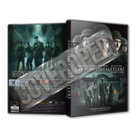 Ghosts of War - 2020 Türkçe Dvd Cover Tasarımı