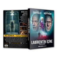 Into the Labyrinth 2020 Türkçe Dvd cover Tasarımı