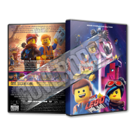LEGO Filmi 2 - The LEGO Movie 2 - 2019 Türkçe Dvd Cover Tasarımı