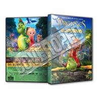 Prenses ve Ejderha - The Princess and the Dragon - 2018 Türkçe Dvd Cover Tasarımı