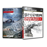 Sniper Ghost Warrior Contracts Pc Game Cover Tasarımı