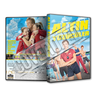 Swimming for Gold - 2020 Türkçe Dvd cover Tasarımı