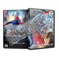 The Amazing Spider-Man 2 2014 Türkçe Dvd Cover Tasarımı