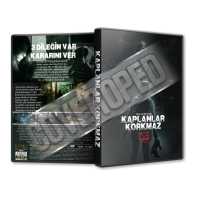 Tigers Are Not Afraid 2017 Türkçe Dvd Cover Tasarımı