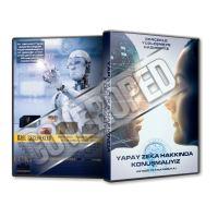 We Need to Talk About AI - 2020 Türkçe Dvd Cover Tasarımı