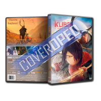 Kubo Ve Sihirli Telleri - Kubo and the Two Strings Cover Tasarımı