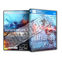 Battlefield V Pc Game Cover Tasarımı