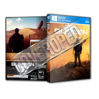 Burden Pc Game Cover Tasarımı