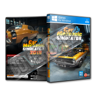 Car Mechanic Simulator 2018 Pc Game Cover Tasarımı