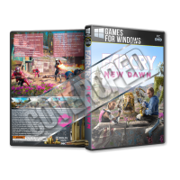 FarCry New Dawn - 2019 Pc Game Cover Tasarımı