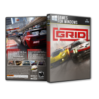 GRID - 2019 Pc Game Cover Tasarımı