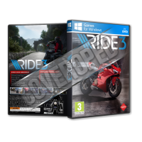 Ride 3 Pc Game Cover Tasarımı