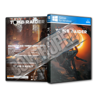 Shadow Of The Tomb Raider Pc Game Cover Tasarımı