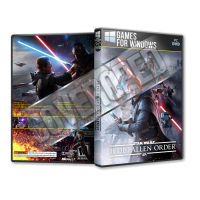 Star Wars Jedi Fallen Order Pc Game Cover Tasarımı