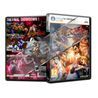 street fighter x tekken pc oyun