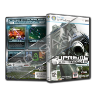 supreme commander pc oyun