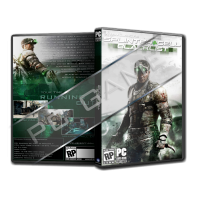 tom clancy splintercell black list pc oyun