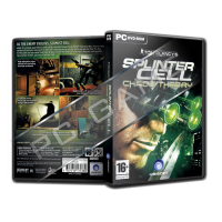 tom clancy splintercell chaos theory pc oyun
